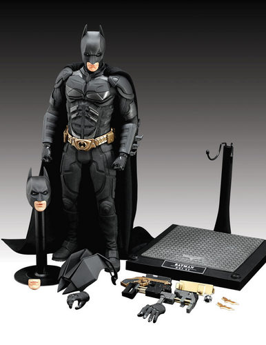 The Dark Knight Deluxe figure