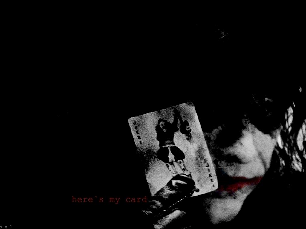The Joker El Guason Fondo De Pantalla 8266312 Fanpop