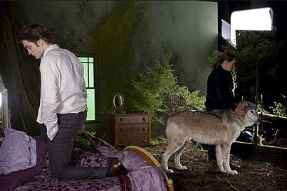 The Newest photos From 'New Moon'
