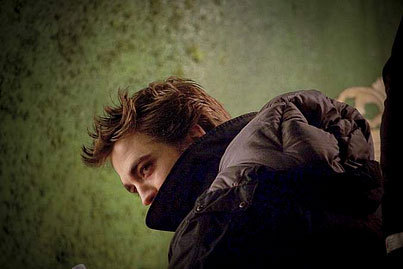 The Newest fotos From 'New Moon'