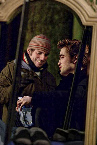 The Newest 写真 From 'New Moon'