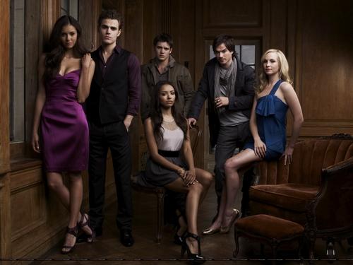 The Vampire Diaries Photoshot