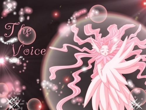 Sakura Cardcaptors wallpaper titled The Voice