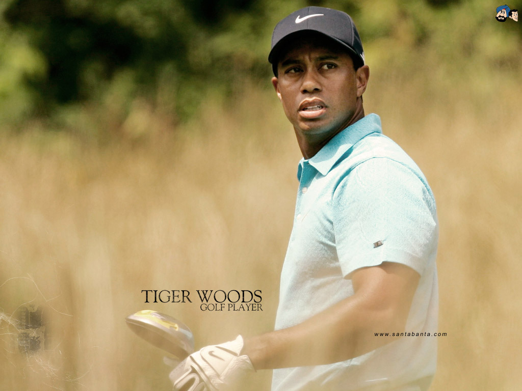 Tiger Woods - Wallpaper Hot