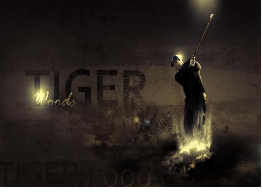 Tiger Woods - Photo Colection