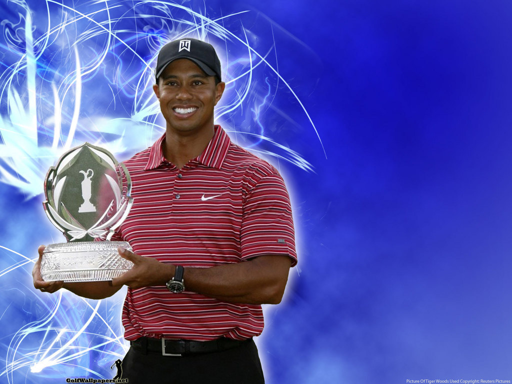 Tiger Woods - Picture Colection