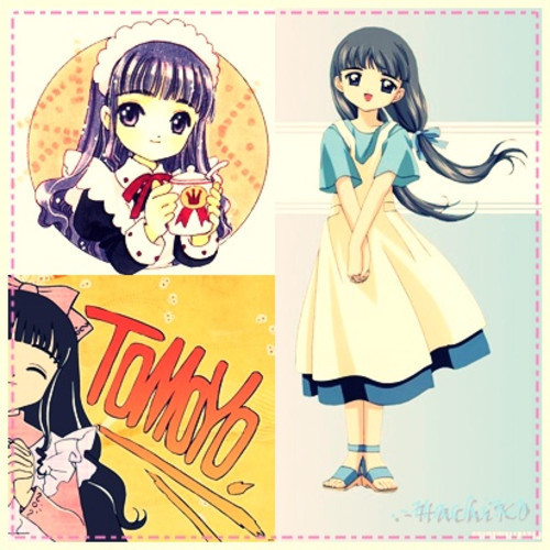 tomoyo cardcaptor sakura - photo #5