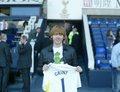 Tottenham Spurs-Manchester United