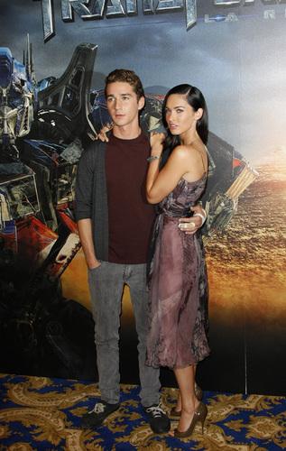 Transformers: Revenge of the Fallen France Premiere