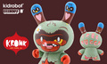 Tree Hugger Dunny - vinyl-toys photo