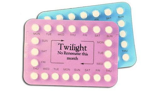 Twilight birth-control pill (hahahahahahaha!!!)
