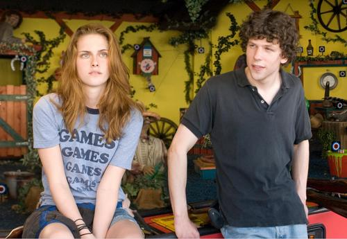UHQ Adventureland Stills (Kris looking gorgeous)