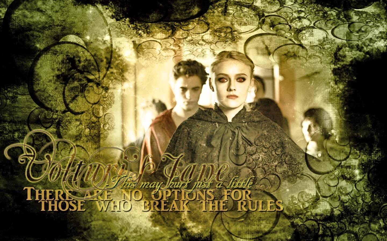 Volturi's Jane