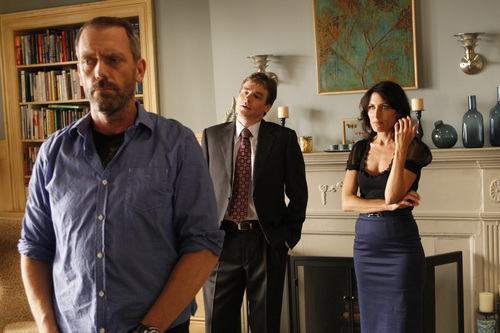 Wilson, Cuddy and House - Epic Fail promotional picture