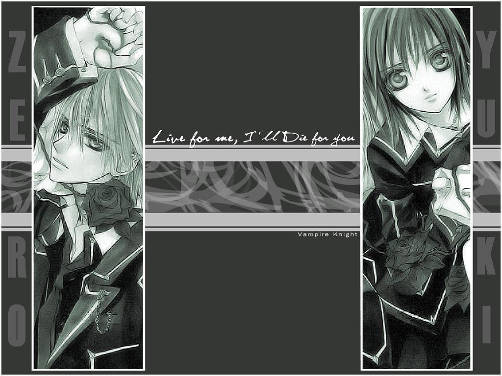 Zero x Yuuki Wallpaper