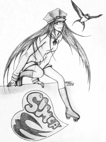 air gear fan art