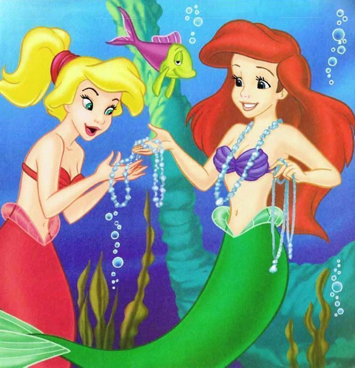 Princess Ariel Story Ariel Disney-princess Photo