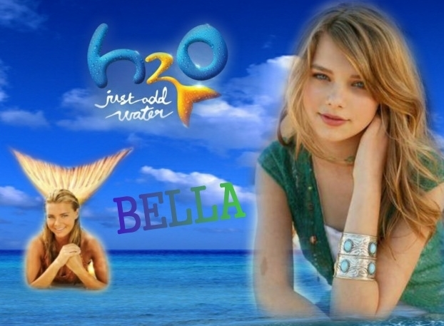bella - h2o-just-add-water photo