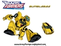 bumblebee - transformers-animated-series wallpaper