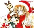 christmas fun - angel-diary fan art