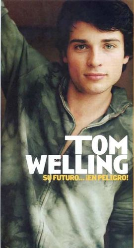 Tom Welling Hintergrund with a portrait titled cute in any language