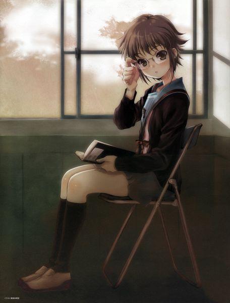 anime female character...