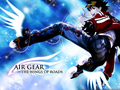 ikki  - air-gear wallpaper