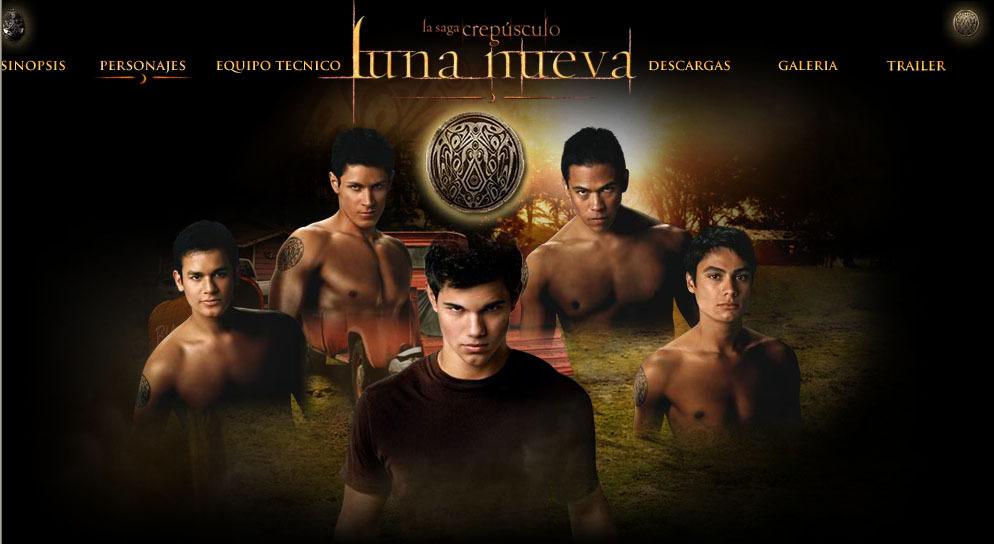 Imagenes Del Sitio Official La Saga Crepusculo Twilight