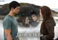jacob&bella1258654 - twilight-series photo