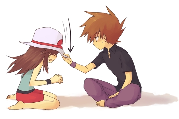 Présentation : Megie-Chan !  Leaf-blue-pokemon-8238715-600-400