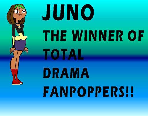 look my charactor won TDF