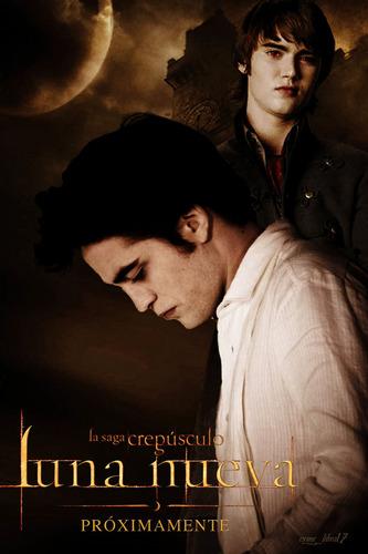luna nueva poster