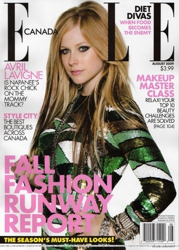 magazine covers <3