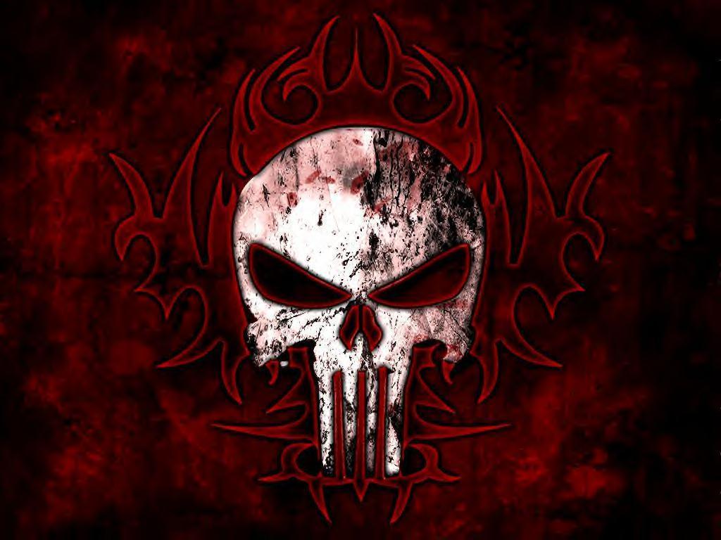 Skulls wallpaper 1
