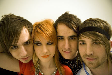 All We Know Is Falling wallpaper with a portrait called we are PARAMOREE