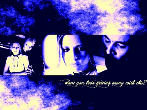 Buffy the Vampire Slayer wallpaper probably with anime called xXxSPUFFYxXX