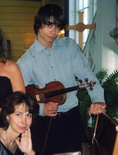young Alex