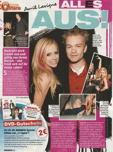 Bravo Magazine - September 23rd
