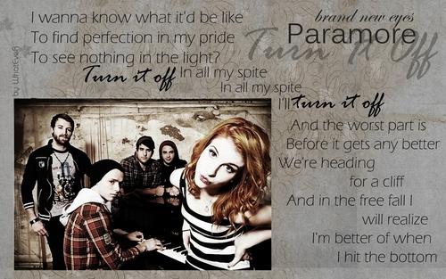 |Paramore|