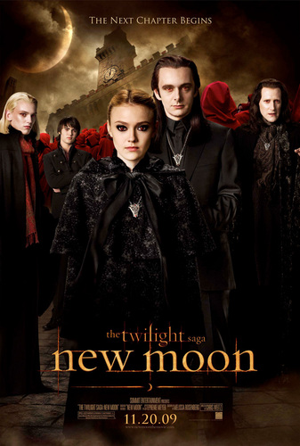 3 new 'new moon' posters!