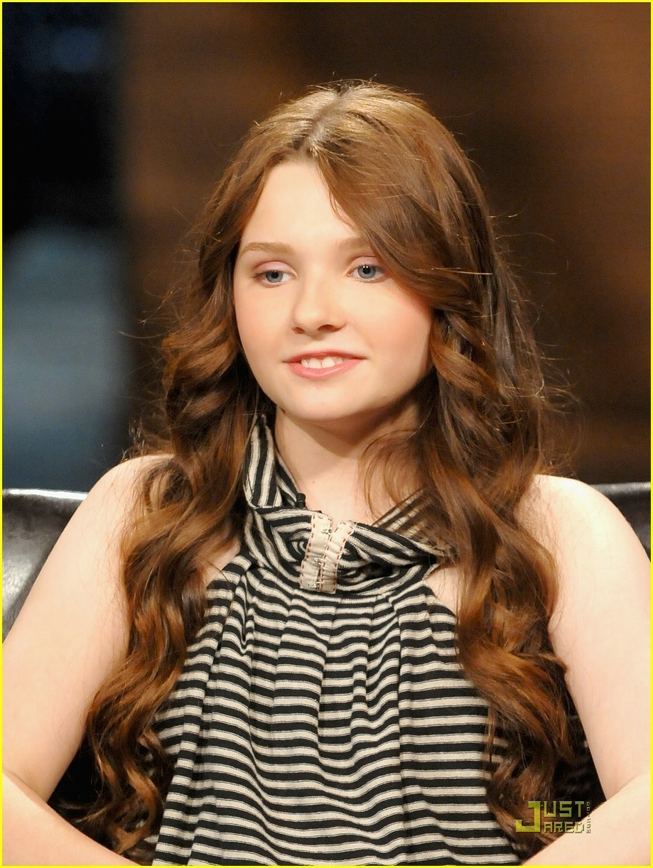 Abigail Breslin - Images Colection