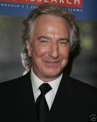 Alan smiling