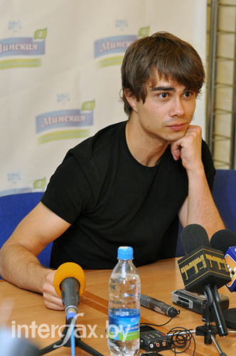 Alex in Minsk