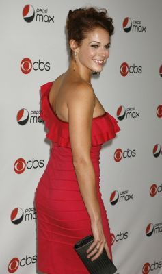 Amanda @ CBS New Season Premiere Party