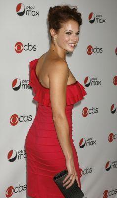 Amanda @ CBS New Season Premiere Party