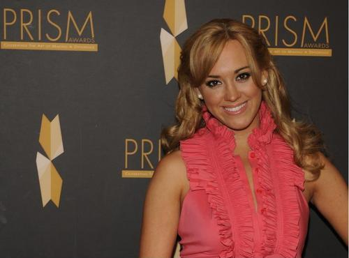 Andrea Bowen @ the 2009 PRISM Awards