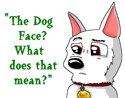 anime Picture - The Dog Face (Drawn door Me)