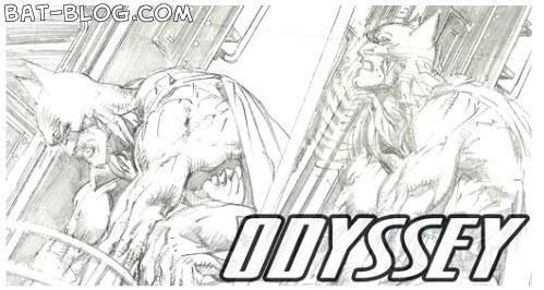 batman Odyssey