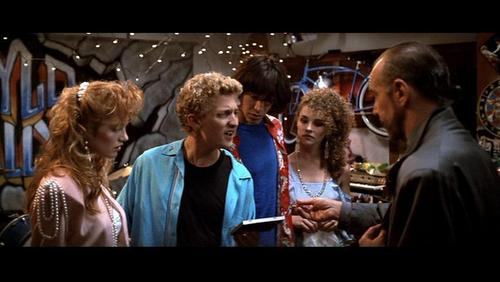 Bill and Ted's Excellent Adventure - bill-and-ted Screencap