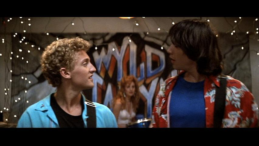 bill and ted quotes be excellent